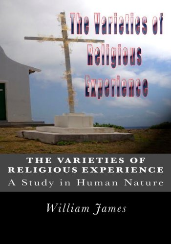 Large book cover: The Varieties Of Religious Experience: A Study In Human Nature