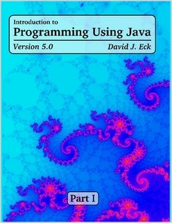 Large book cover: Introduction to Programming Using Java