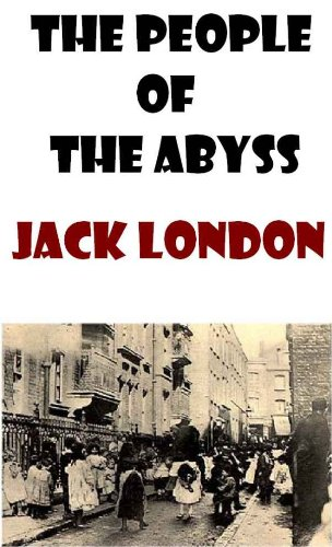 Large book cover: The People of the Abyss