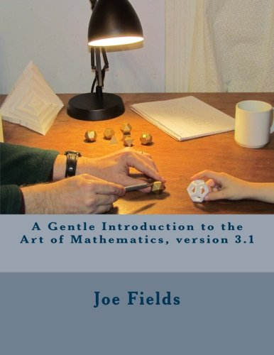 Large book cover: A Gentle Introduction to the Art of Mathematics