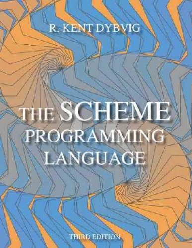 Large book cover: The Scheme Programming Language, 3rd Edition