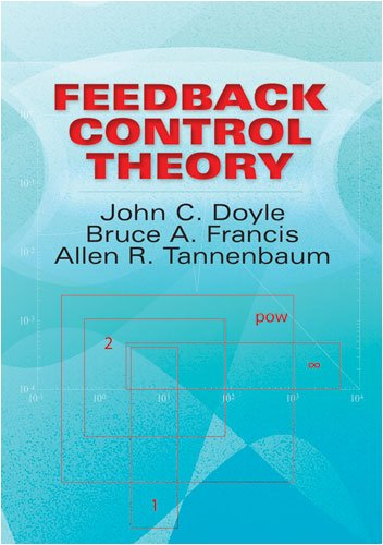 Large book cover: Feedback Control Theory