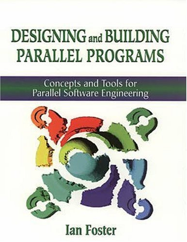 Large book cover: Designing and Building Parallel Programs