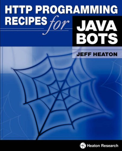 Large book cover: HTTP Programming Recipes for Java Bots