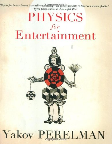Large book cover: Physics for Entertainment