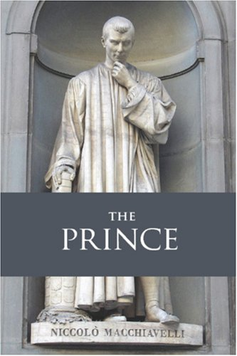 Large book cover: The Prince