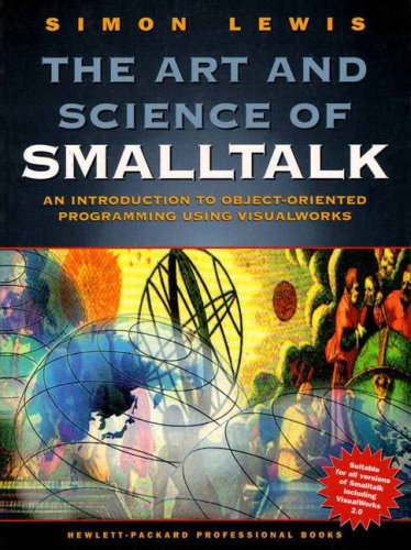 Large book cover: The Art and Science of Smalltalk