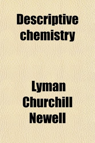 Large book cover: Descriptive Chemistry