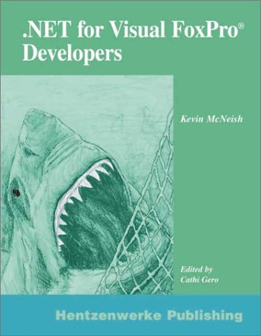 Large book cover: .NET for Visual FoxPro Developers