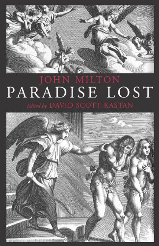Large book cover: Paradise Lost