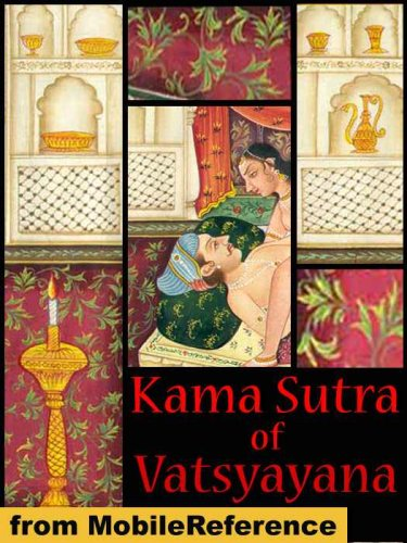 Large book cover: The Kama Sutra of Vatsyayana