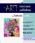 Large book cover: The Art of Electronic Publishing: The Internet and Beyond