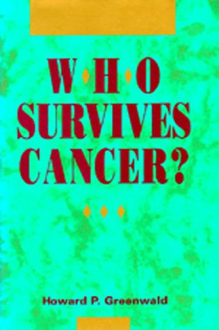 Large book cover: Who Survives Cancer?