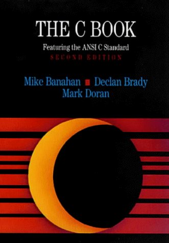 Large book cover: The C Book: Featuring the ANSI C Standard