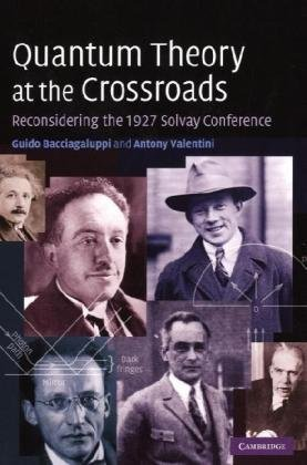 Large book cover: Quantum Theory at the Crossroads