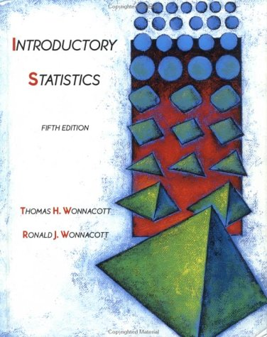 Large book cover: Introductory Statistics
