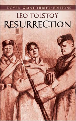 Large book cover: Resurrection