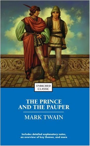 Large book cover: The Prince and the Pauper
