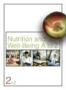 Large book cover: Nutrition and Well-Being A to Z