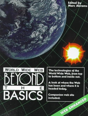 Large book cover: World Wide Web: Beyond the Basics