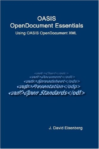Large book cover: OASIS OpenDocument Essentials