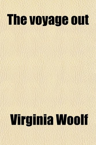 Large book cover: The Voyage Out