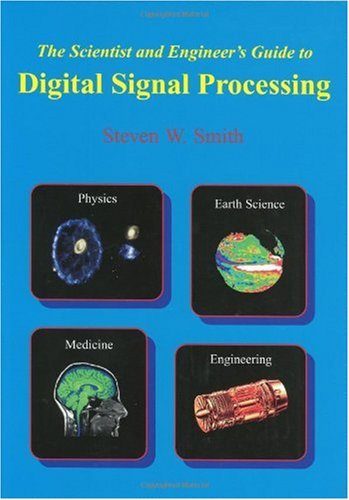 Large book cover: The Scientist and Engineer's Guide to Digital Signal Processing