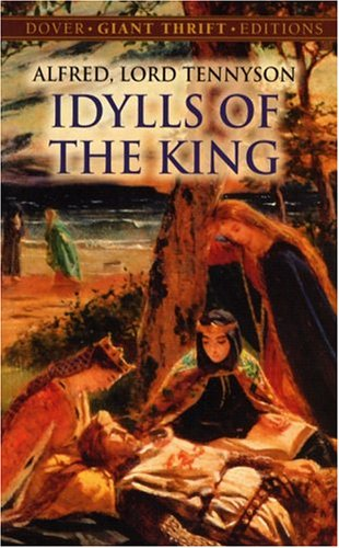 Large book cover: Idylls of the King