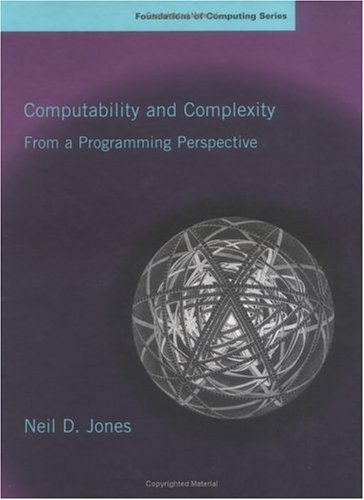 Large book cover: Computability and Complexity from a Programming Perspective