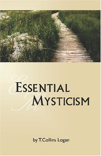 Large book cover: Essential Mysticism