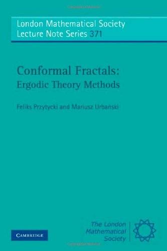 Large book cover: Conformal Fractals: Ergodic Theory Methods