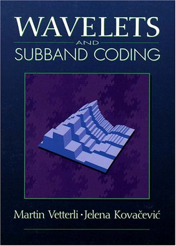Large book cover: Wavelets and Subband Coding