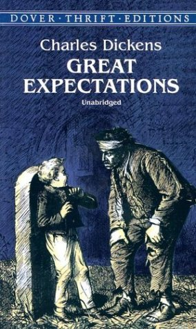 Large book cover: Great Expectations