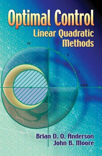 Large book cover: Optimal Control: Linear Quadratic Methods