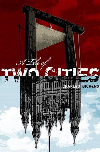 Large book cover: A Tale of Two Cities
