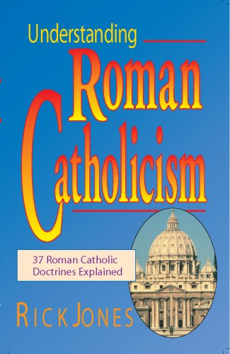 Large book cover: Understanding Roman Catholicism