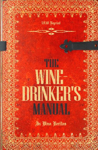 Large book cover: The Wine-Drinker's Manual