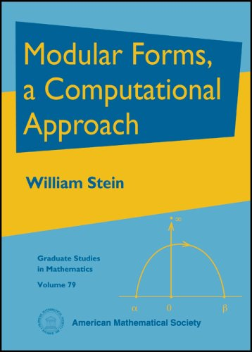 Large book cover: Modular Forms: A Computational Approach
