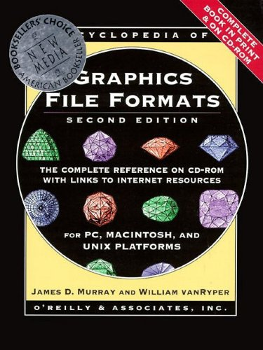 Large book cover: Encyclopedia of Graphics File Formats