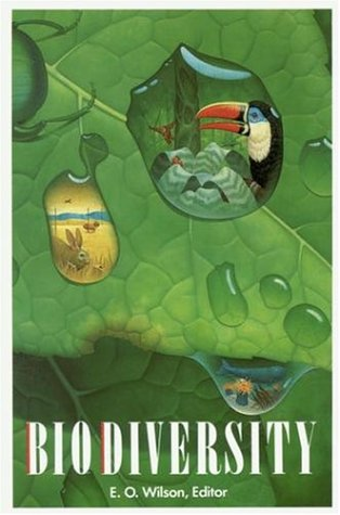 Large book cover: Biodiversity