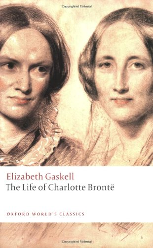 Large book cover: The Life of Charlotte Bronte