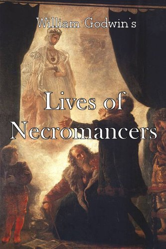Large book cover: Lives of the Necromancers