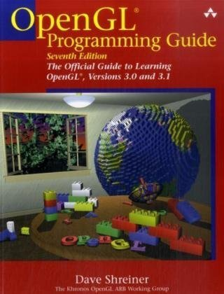 Large book cover: The OpenGL Programming Guide