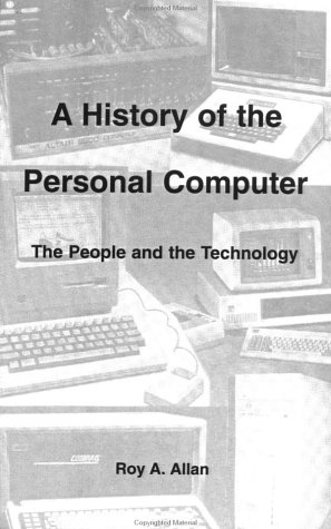 Large book cover: A History of the Personal Computer