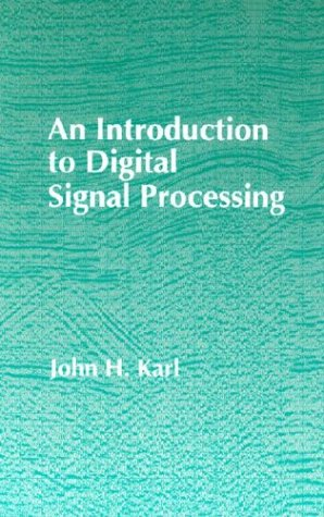 Large book cover: An Introduction to Digital Signal Processing