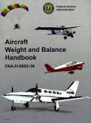Large book cover: Aircraft Weight and Balance Handbook