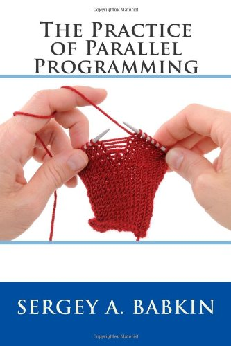Large book cover: The Practice of Parallel Programming
