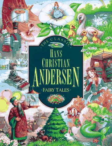 Large book cover: Andersen's Fairy Tales [Audio Book]