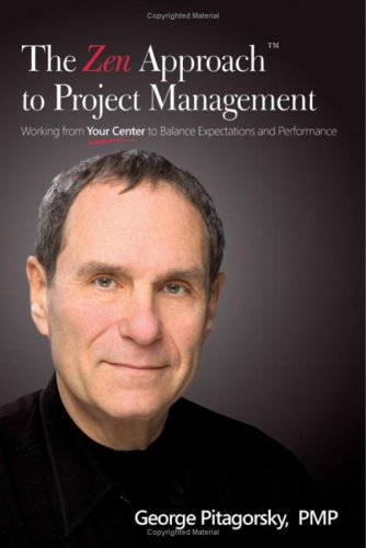 Large book cover: The Zen Approach to Project Management