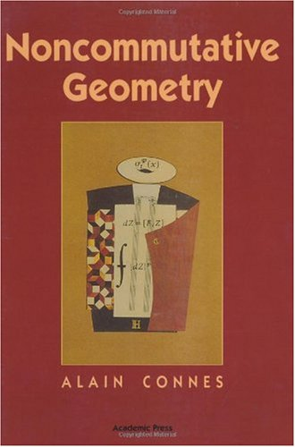 Large book cover: Noncommutative Geometry